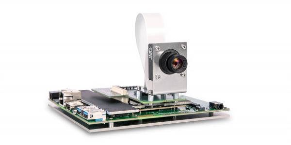 Nu in productie: Basler dart BCON voor MIPI Development Kit