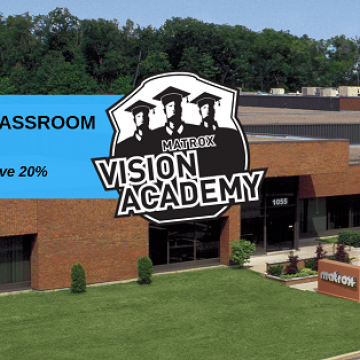 Matrox Vision Academy Fall 2019 Software Trainings: Register Now!